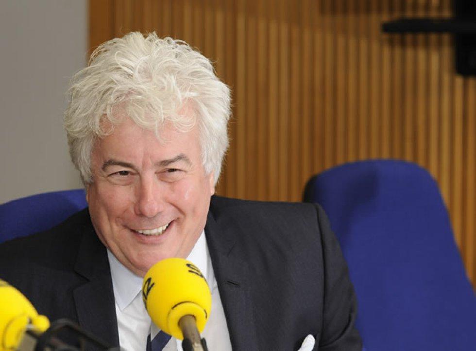 Ken Follet será el invitado especial del programa especial de Hoy por hoy en Sant Jordi