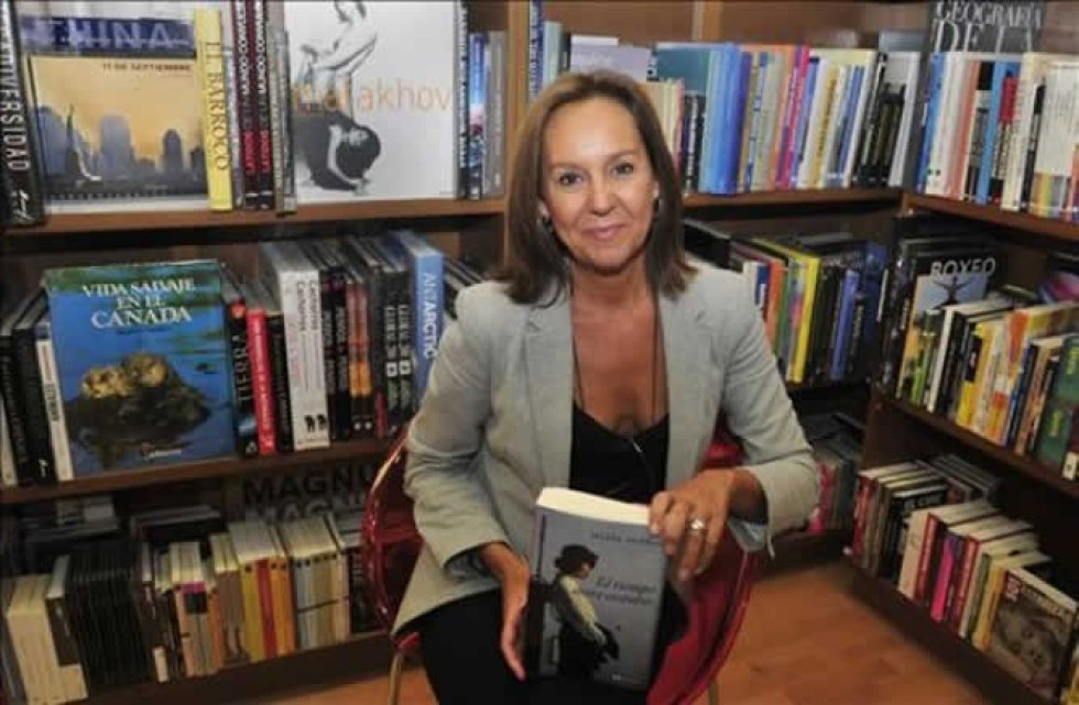 La escritora Maria Dueñas ha vuelto a triunfar con su nueva novela 'La templaza'