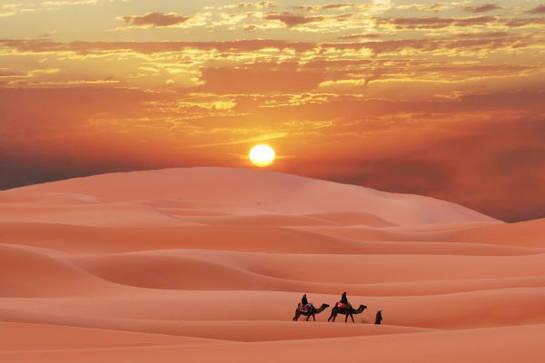 Resultado de imagen de Inmensos desiertos