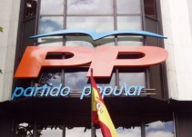 El PP tiene diez días para pagar 1,2 millones por su caja b o será embargado