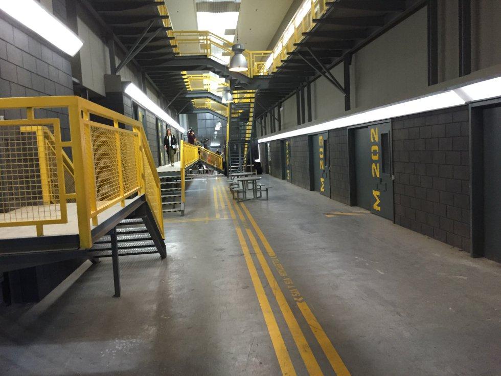 Así es la cárcel de la serie 'Vis a vis'