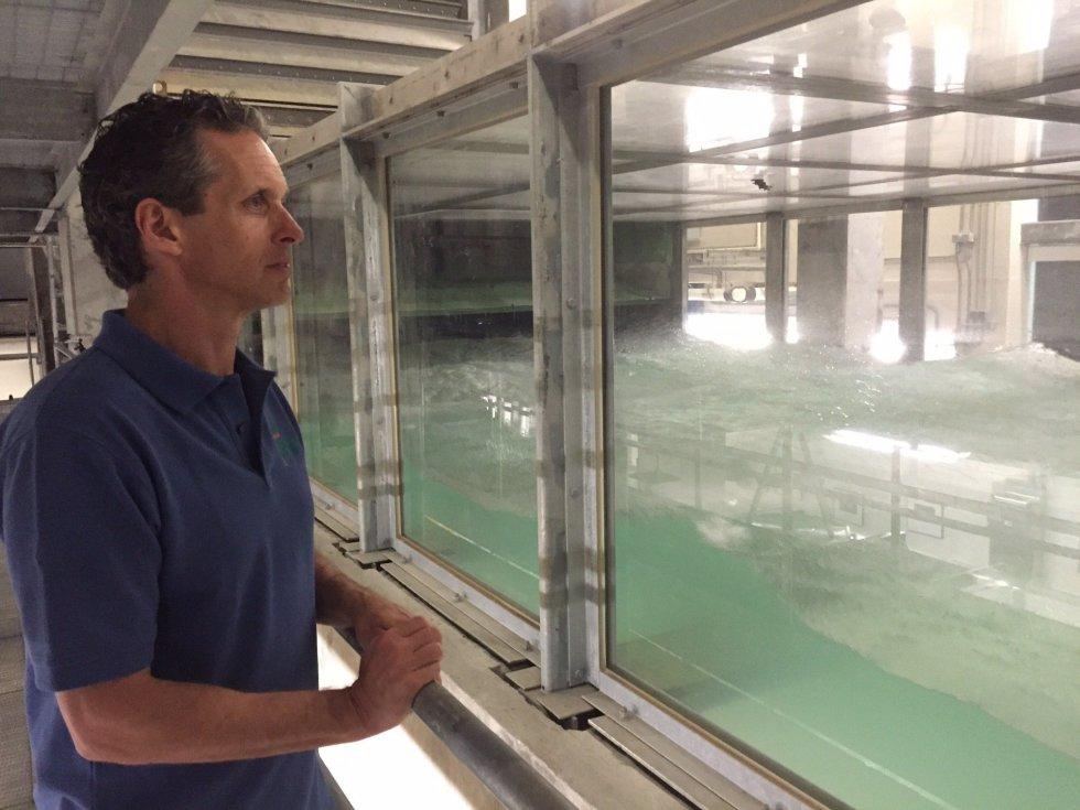 La clave en el proyecto es mejorar la previsión de la intensidad de los huracanes, ha informado Brian Haus, científico principal de este proyecto.