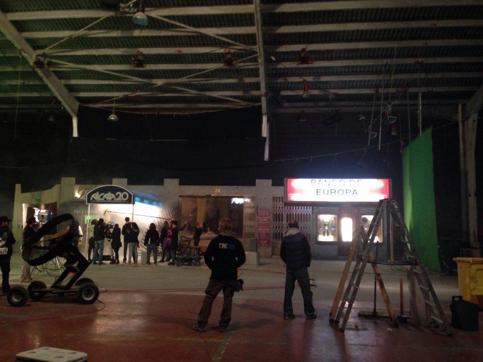 La tragedia de la discoteca Alcalá 20 en 'Cuéntame cómo pasó'