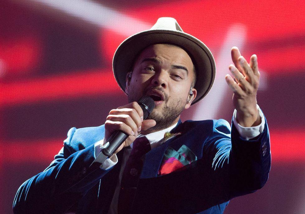 """Guy Sebastian, representante de Australia en Eurovisión, con su canción """"Tonight again"""""""
