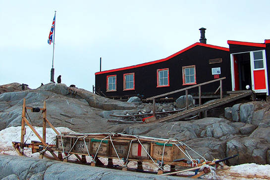 Museo Port Lockroy
