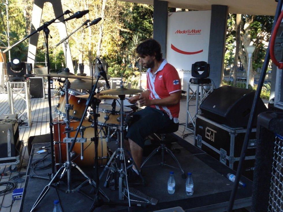 Son los que más ritmo han puesto este año en Actúa Málaga 2015