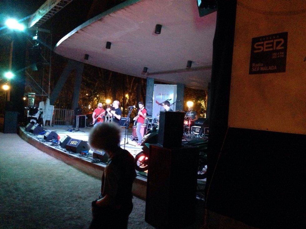 Música en vivo por las noches con artistas malagueños