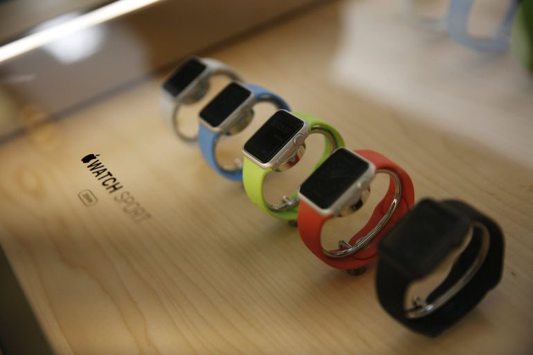 El Apple Watch estará disponible en tres colecciones: Apple Watch Sport, Apple Watch y Apple Watch Edition.