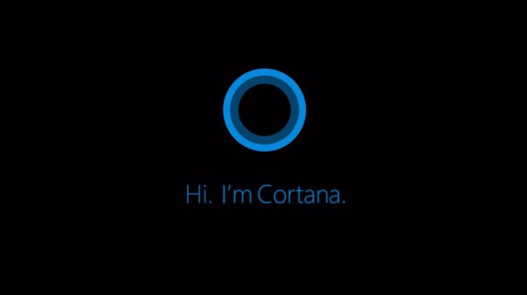 'Cortana', el nuevo asistente virtual de Windows.