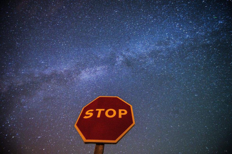 Las perseidas han recorrido el cielo de la Sierra Morena cordobesa, reserva Starlight avalada por el comité Man & Biosphere de la UNESCO.