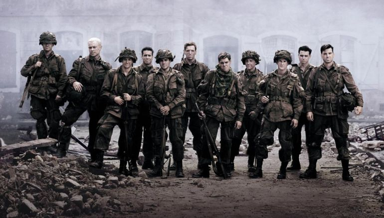 'Band of brothers', poster