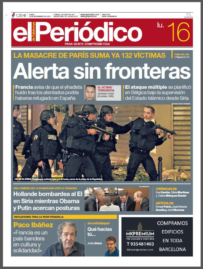 """Alerta sin fronteras""."