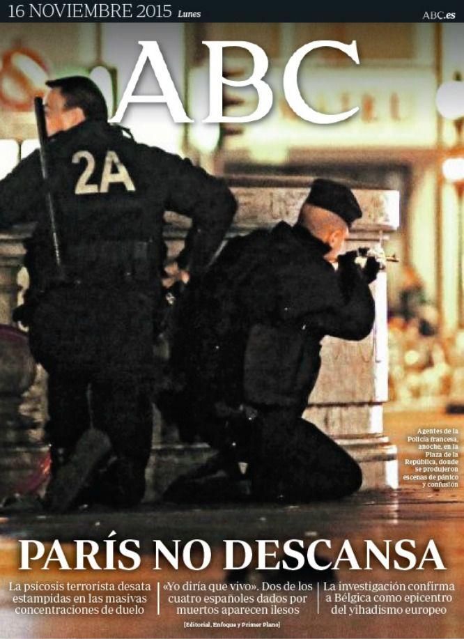 """""""París no descansa"""""""