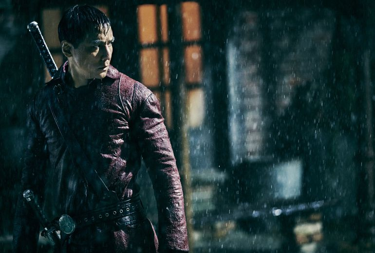 Daniel Wu protagoniza 'Into the Badlands'