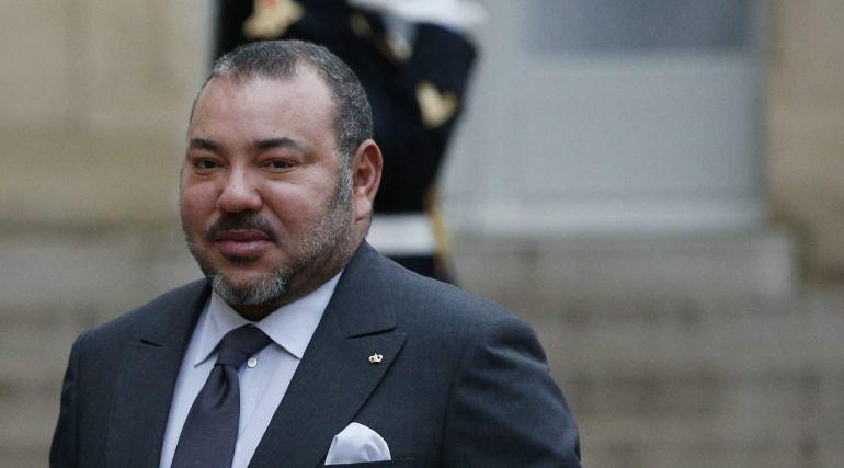 La riqueza del rey de Marruecos, Mohamed VI, asciende.