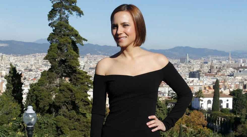 Aura Garrido, protagonista de El Ministerio de El Tiempo (TVE).