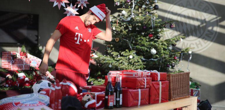 Felicitaciones De Navidad Del Fc Barcelona.Asi Felicitan La Navidad Los Equipos Deportes Futbol