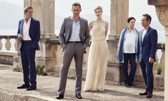 Foto promocional de 'The Night Manager'