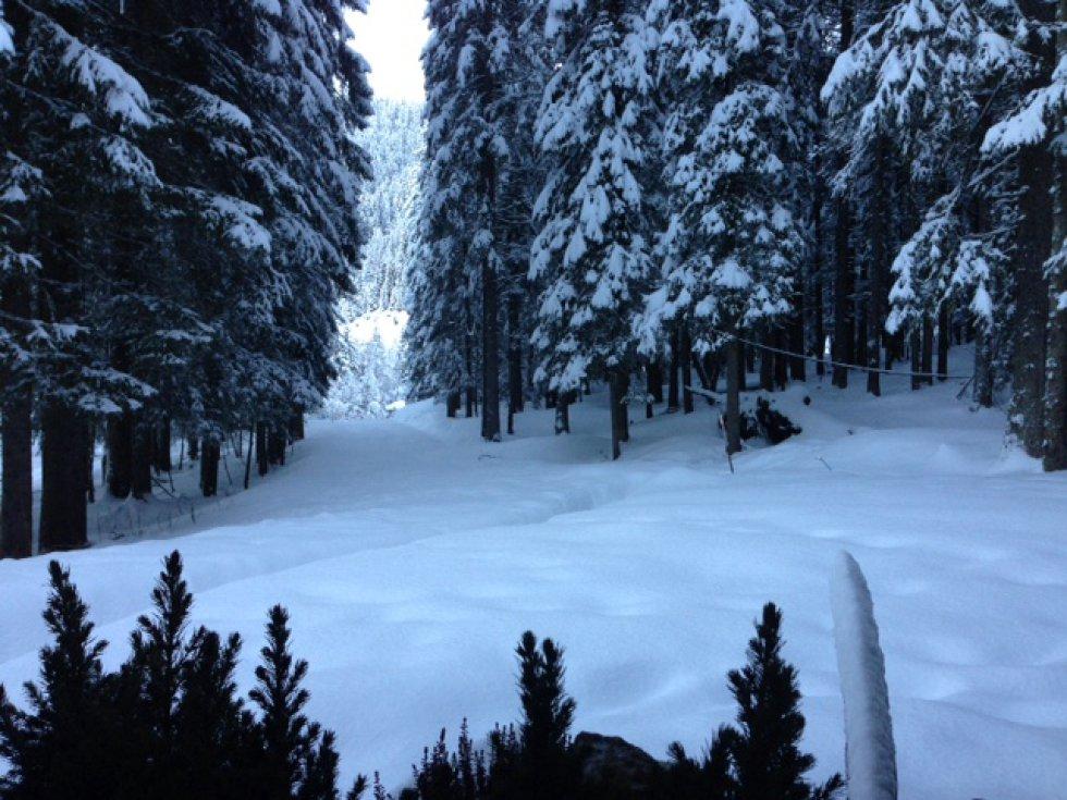 Megève. ¡A esquiar!
