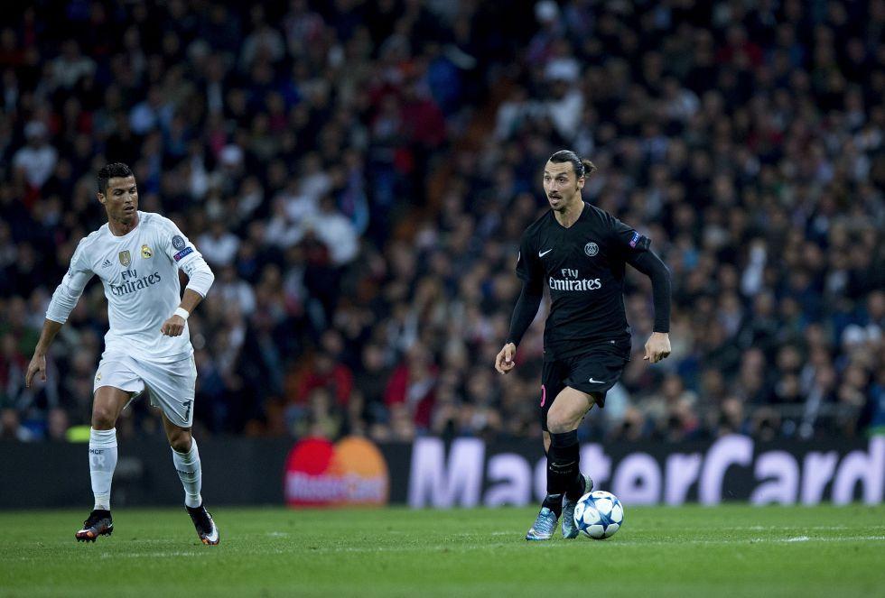 El PSG fue mejor y gozó de las mejores ocasiones pero el Real Madrid se llevó el partido y firmó su pase a octavos de final