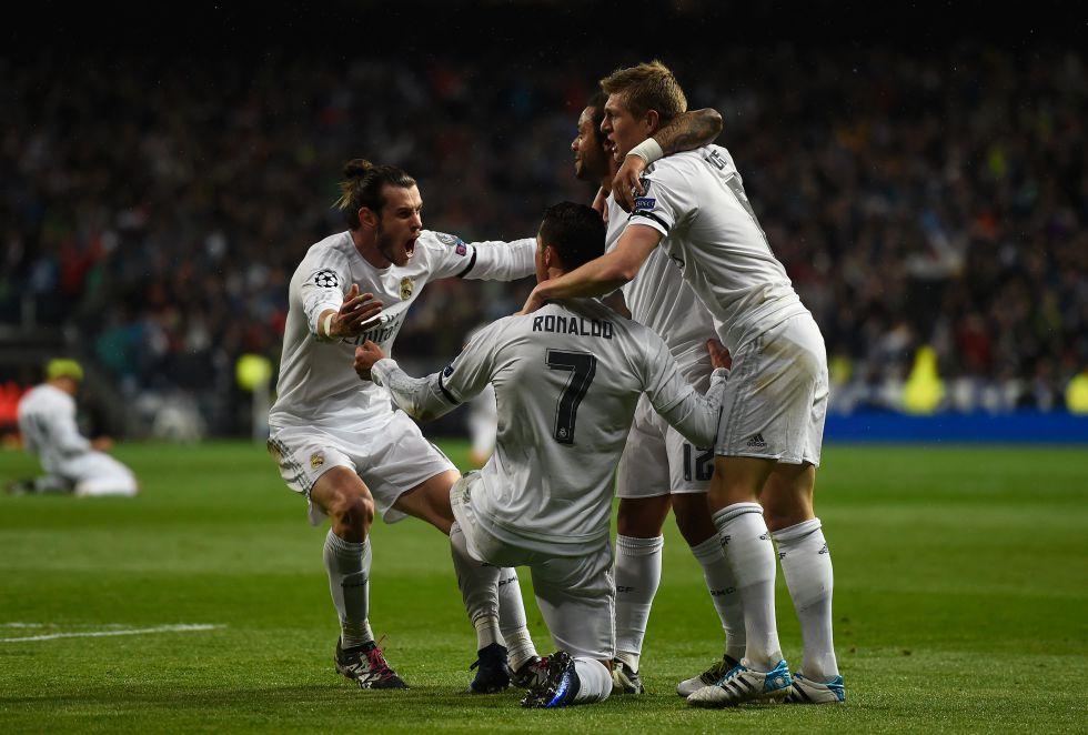 Tras el desastre en Alemania, Cristiano Ronaldo tiró del Real Madrid para firmar el pase a semifinales
