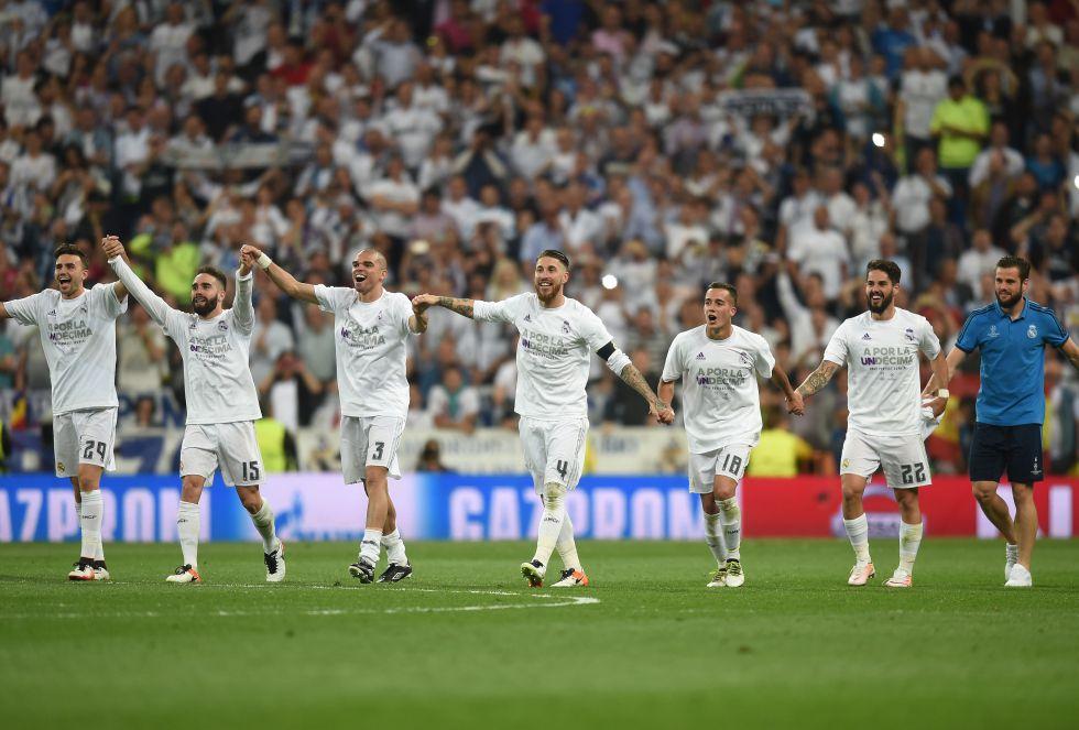 La victoria ante el City le dio al equipo blanco el billete para su final número catorce de la Champions