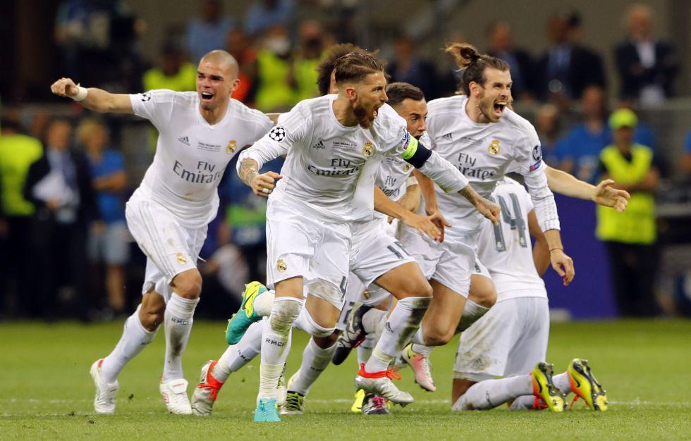 El Real Madrid vuelve a ser Campeón de Europa