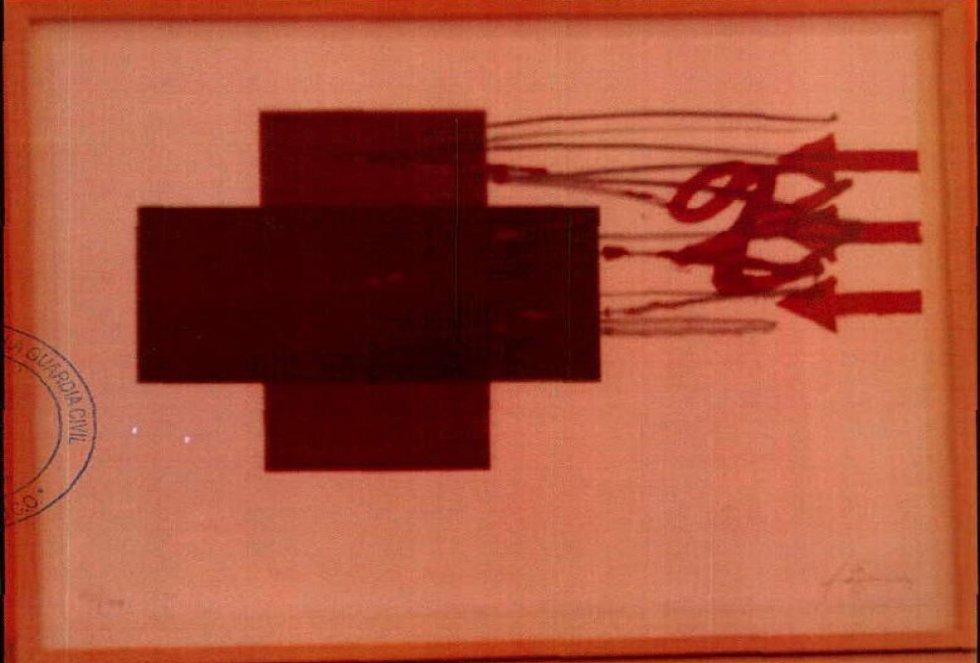 Obras incautadas a Michael Trevor Langdon, testaferro de Granados y Marjaliza