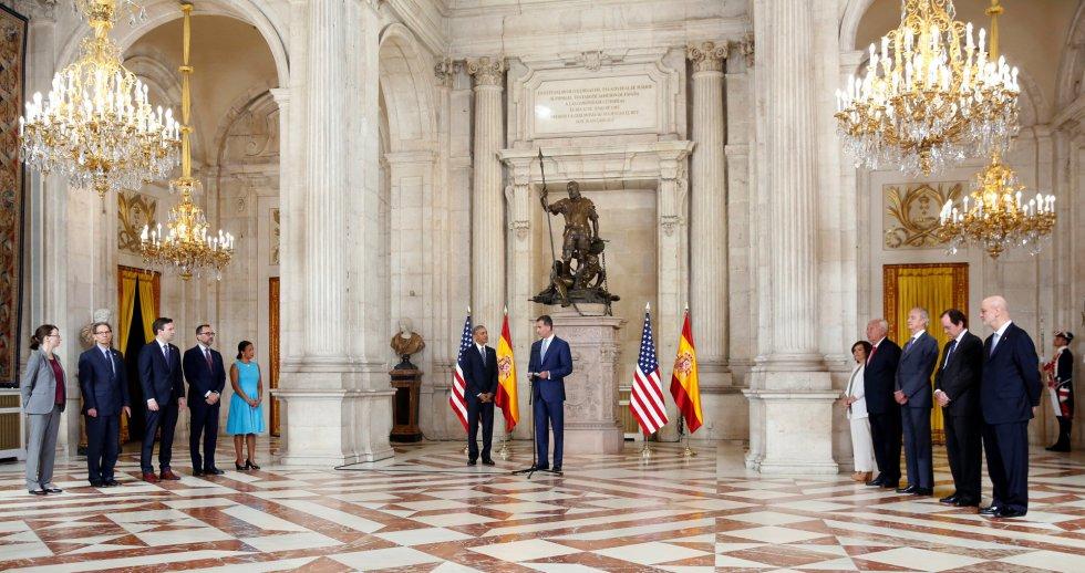 El dirigente americano ha mostrado su intención de poder quedarse más tiempo