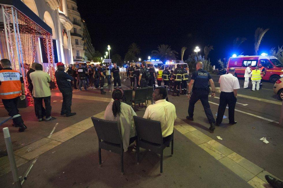 Se vivieron horas de desconcierto y terror en el sur de Francia