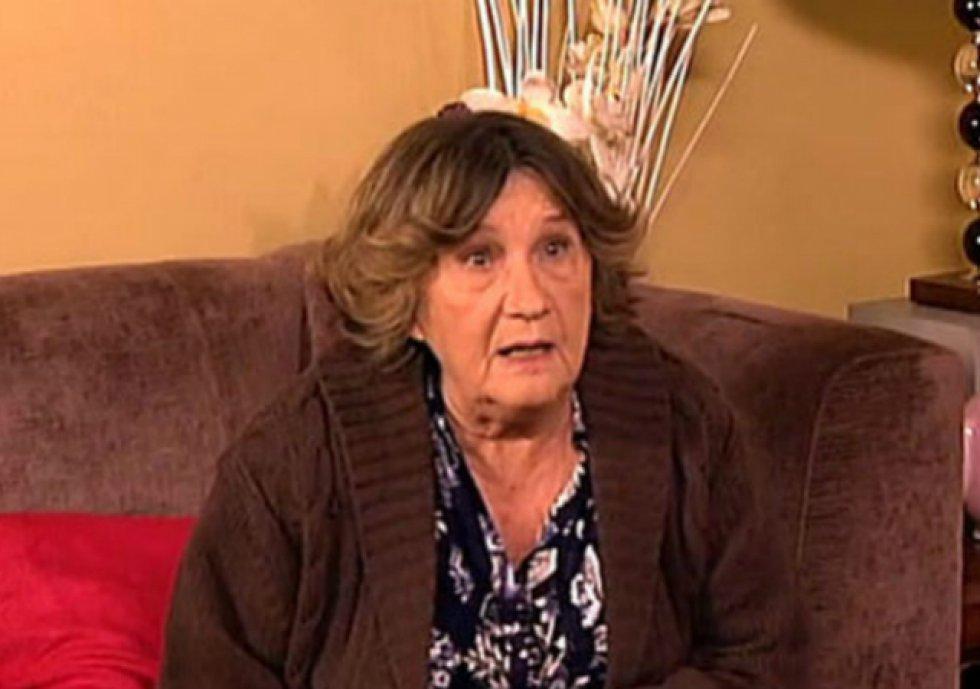 Amparo Valle participó en tres temporadas de 'La que se avecina', la comedia estrella de Telecinco