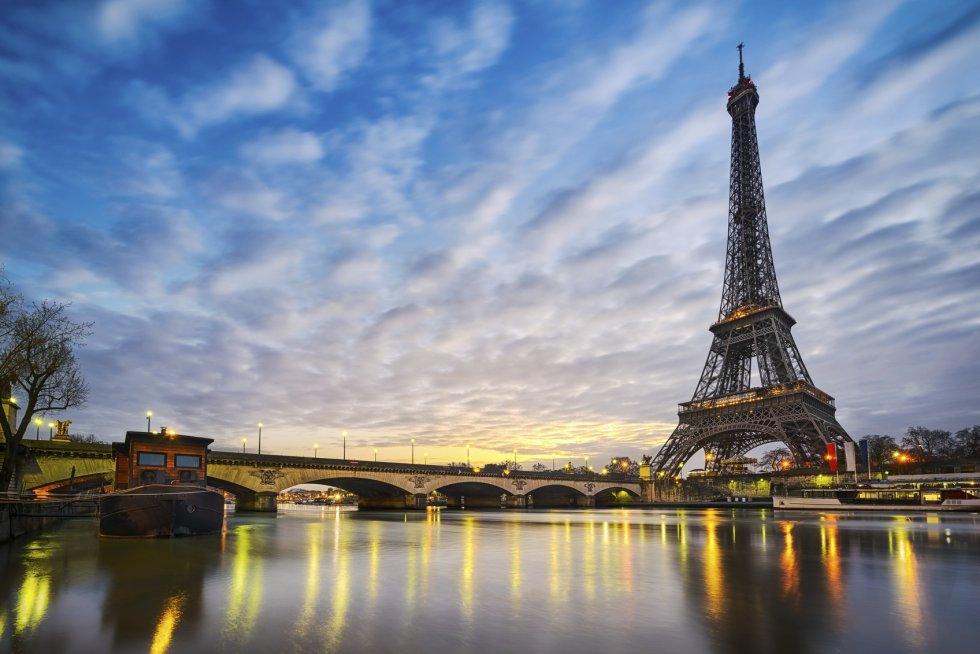 París ha recibido 18,09 millones de visitantes a lo largo de 2016, lo que le convierte en la segunda ciudad con más turistas.