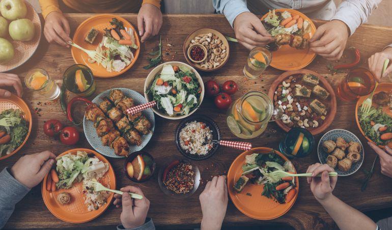 Alimentos que sueltan el estomago