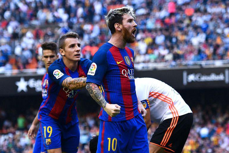El Barcelona, harto con Javier Tebas y Competición por el ...