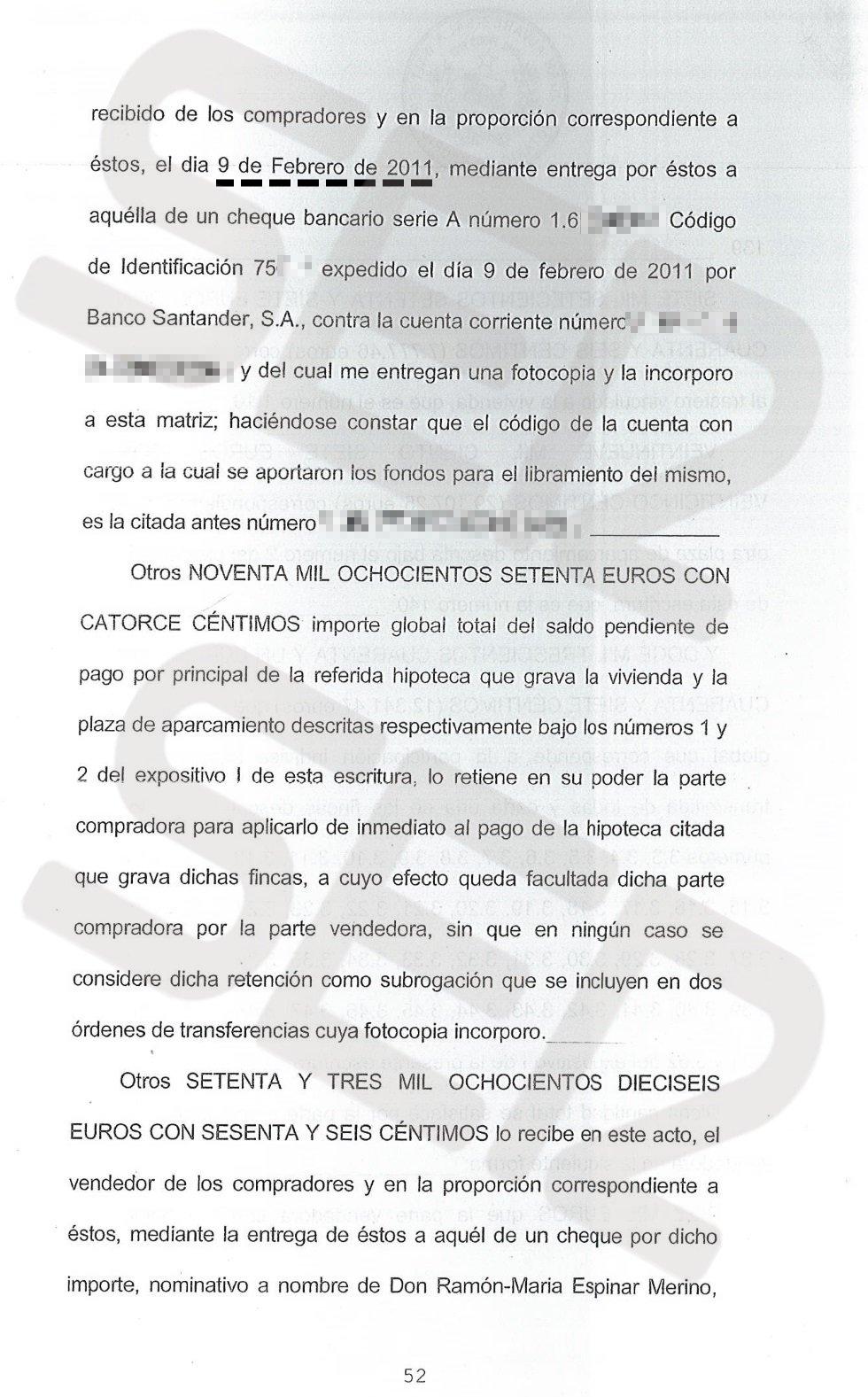 Ramón Espinar: La venta de la vivienda protegida de Ramón Espinar