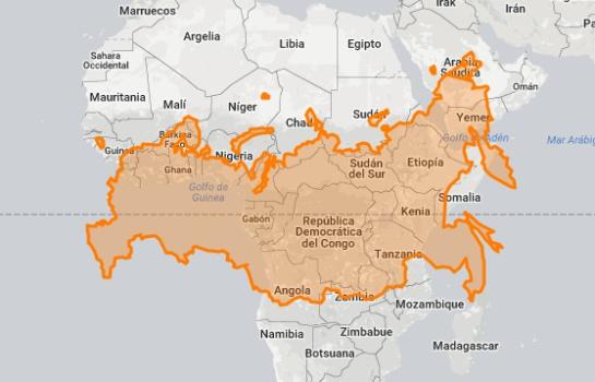 Proyección Mercator: 7 ejemplos de que los mapas del colegio