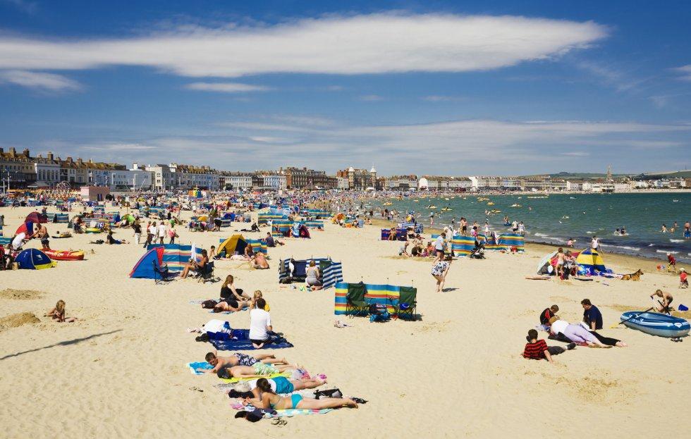 Weymouth Beach (Reino Unido)