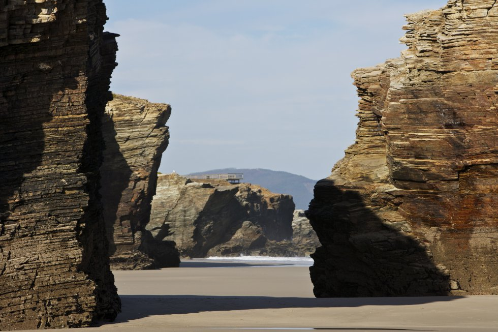 Playa de As Catedrais (Galicia)