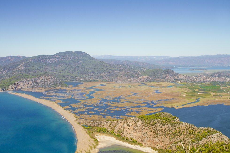 Playa de Iztuzu (Turquía)