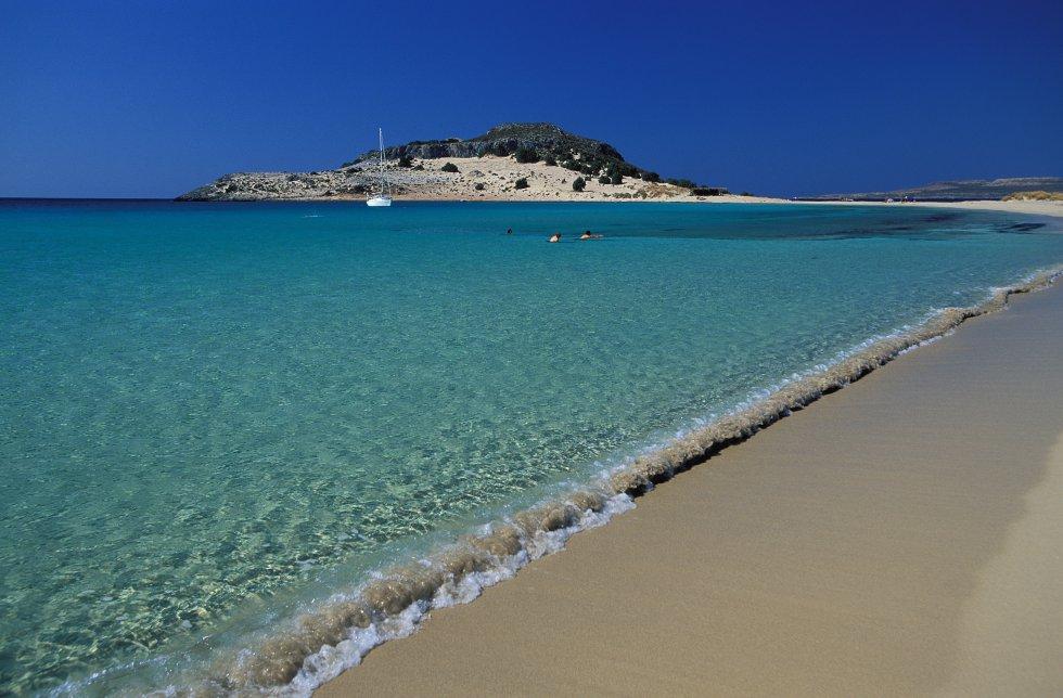 Playa de Simos (Grecia)