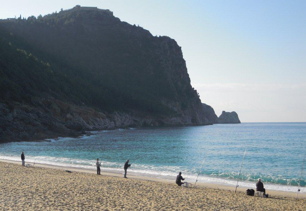 Playa Kleopatra (Turquía)