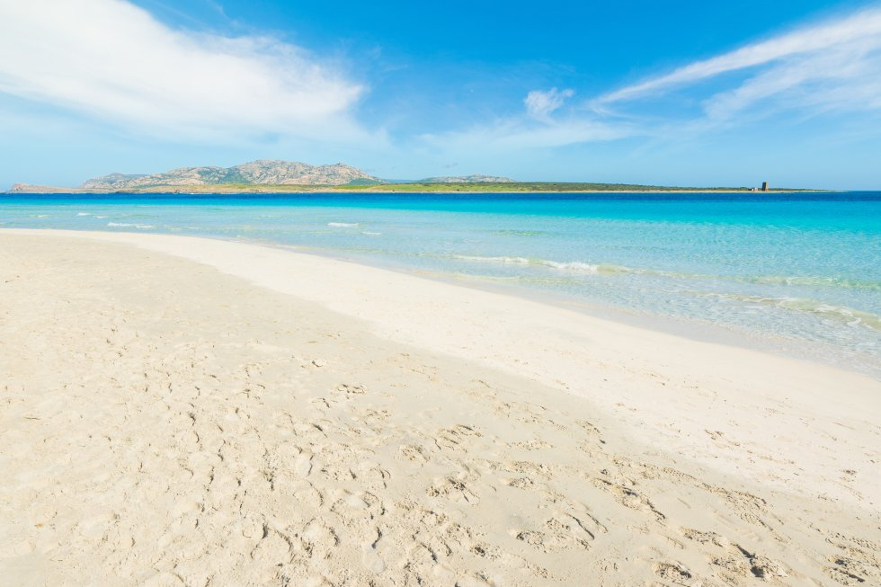 Playa La Pelosa (Italia)