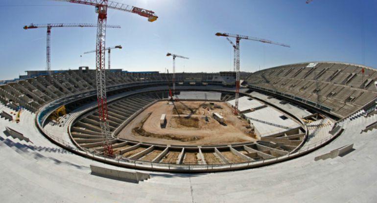 El Atletico Pagara 30 Millones Al Ayuntamiento De Madrid Por La