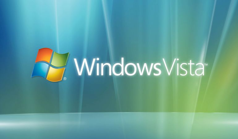 Logo de Windows Vista.