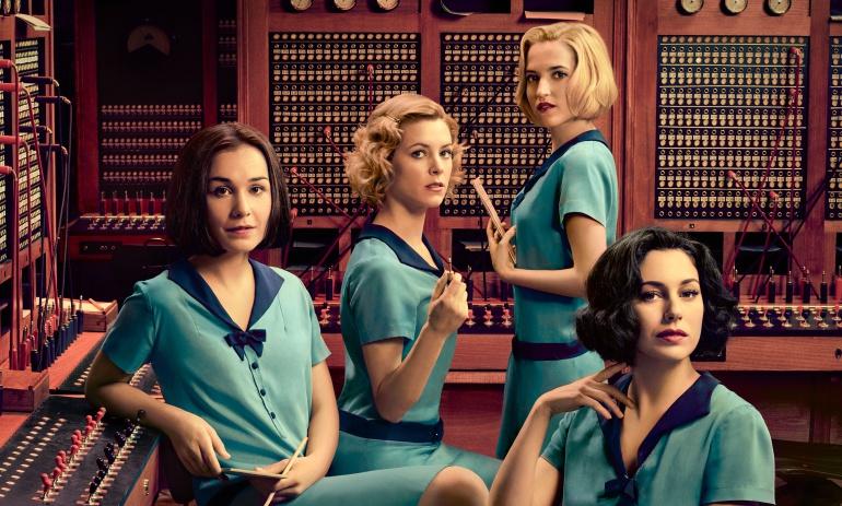 Las chicas del cable': feminismo 'Made in Netflix' con lo mejor de ...