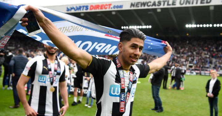 5421658ee Premier League  El golazo de Ayoze Pérez que hizo campeón al Newcastle de  Benítez