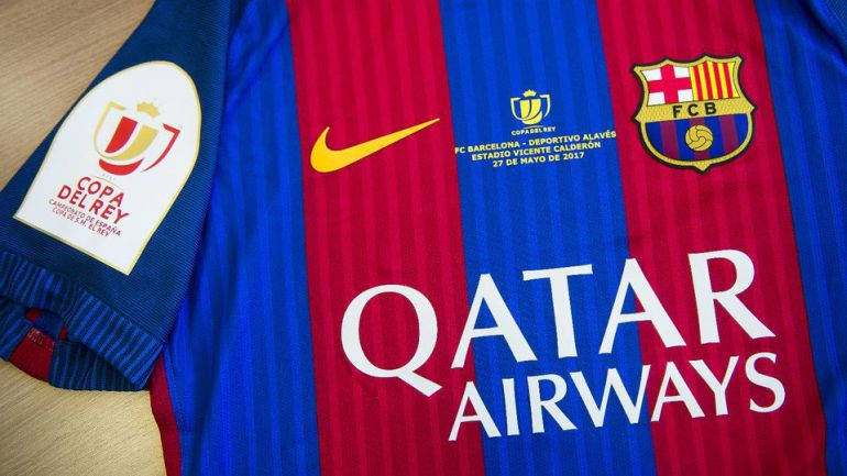 f4e560004476c El Barça presenta su camiseta para la final de la Copa
