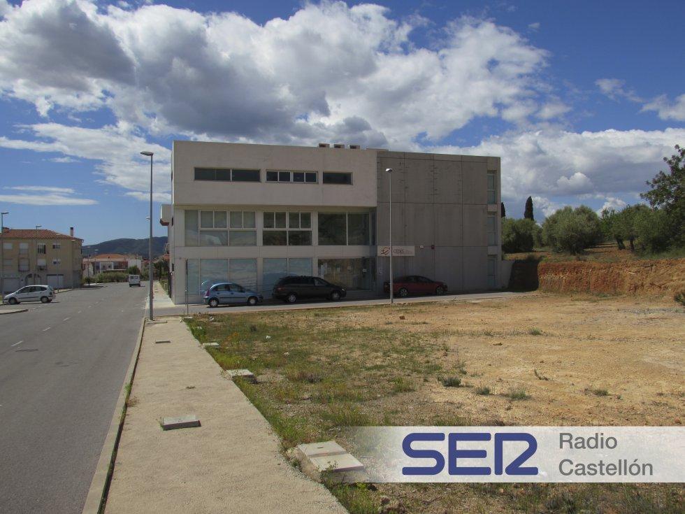 Centro CEDES de Vall d'ALba.