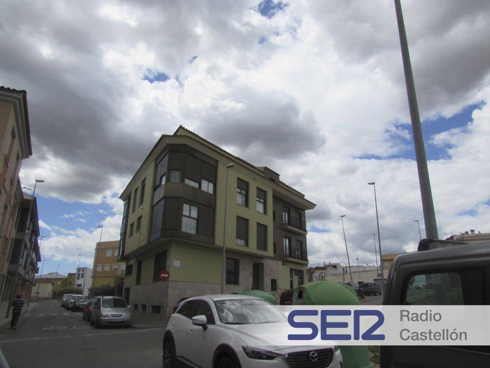 Una de las propiedades de Francisco Martínez.