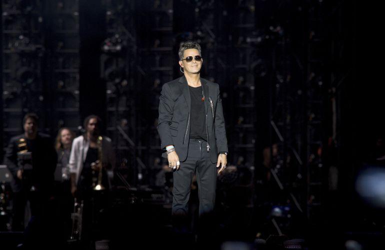 concierto alejandro sanz madrid 2017